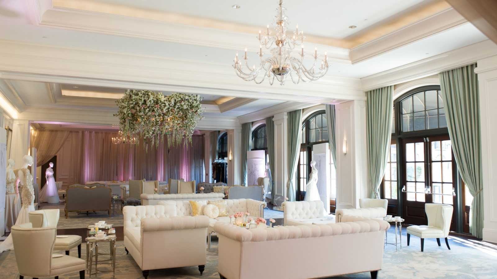 The St. Regis Atlanta - Marchesa Bridal Collection