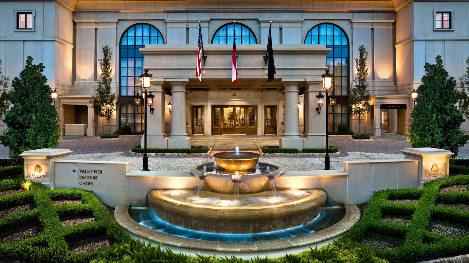 The St. Regis Atlanta - Exterior
