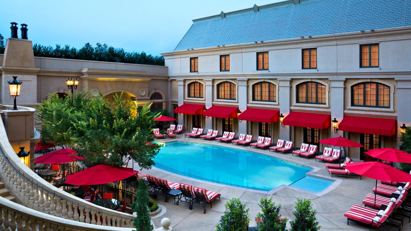 The St. Regis Atlanta - Pool Piazza