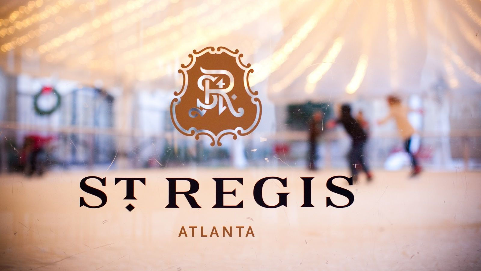 atlanta ice skating - st regis atlanta