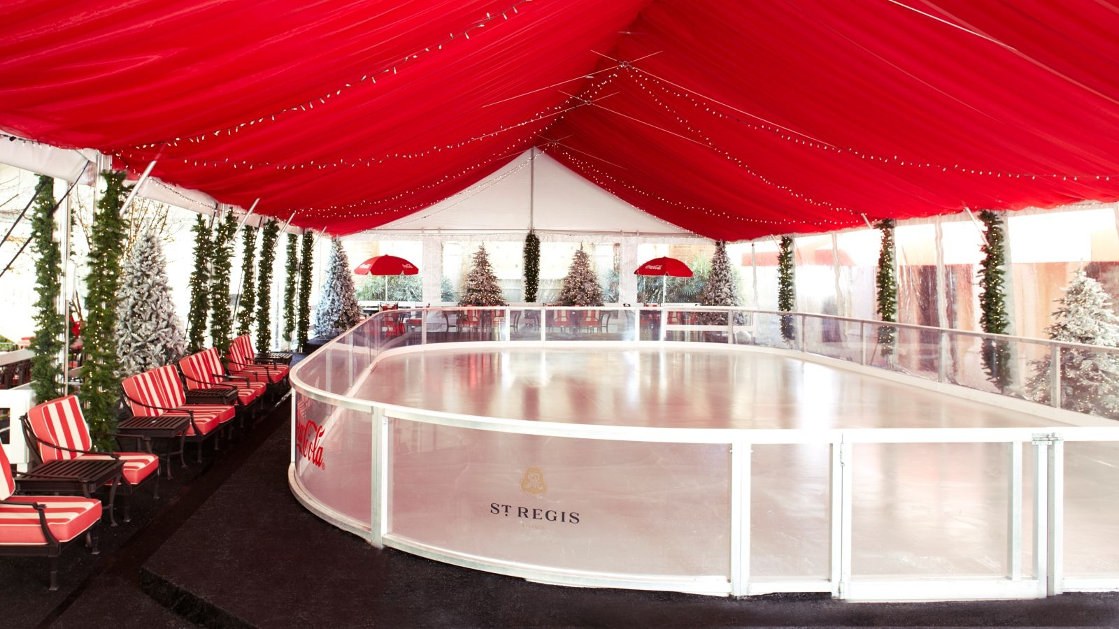 Atlanta Ice Skating Rink - st regis atlanta