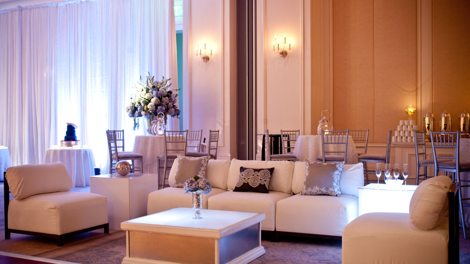 Pre function space at The St. Regis Atlanta