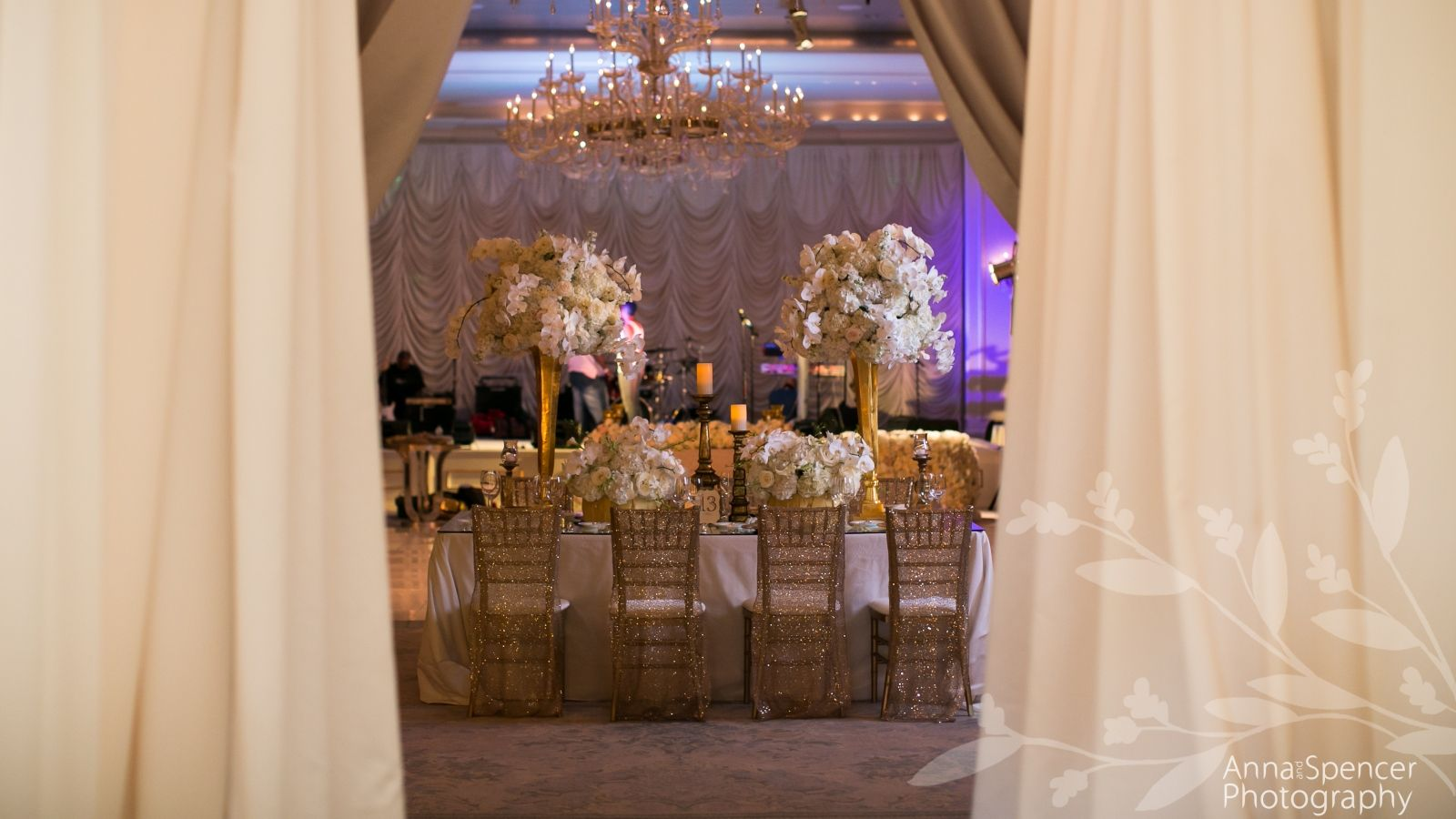 Wedding Reception Venues in Atlana - The St. Regis Atlanta