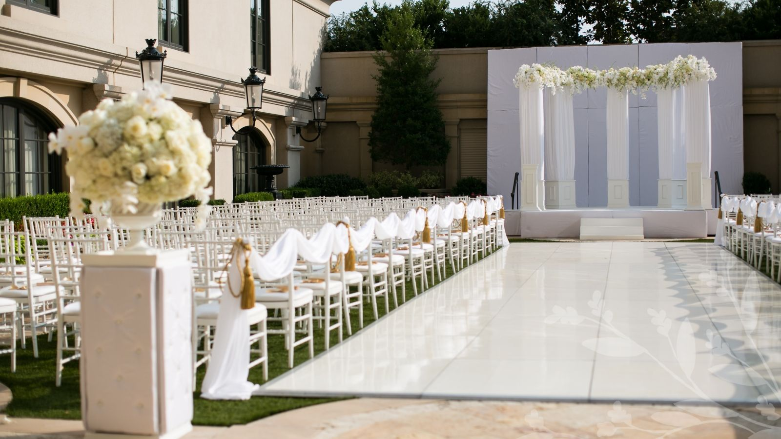 Atlanta wedding venues the st regis atlanta outdoor wedding venues in buckhead the st regis atlanta junglespirit