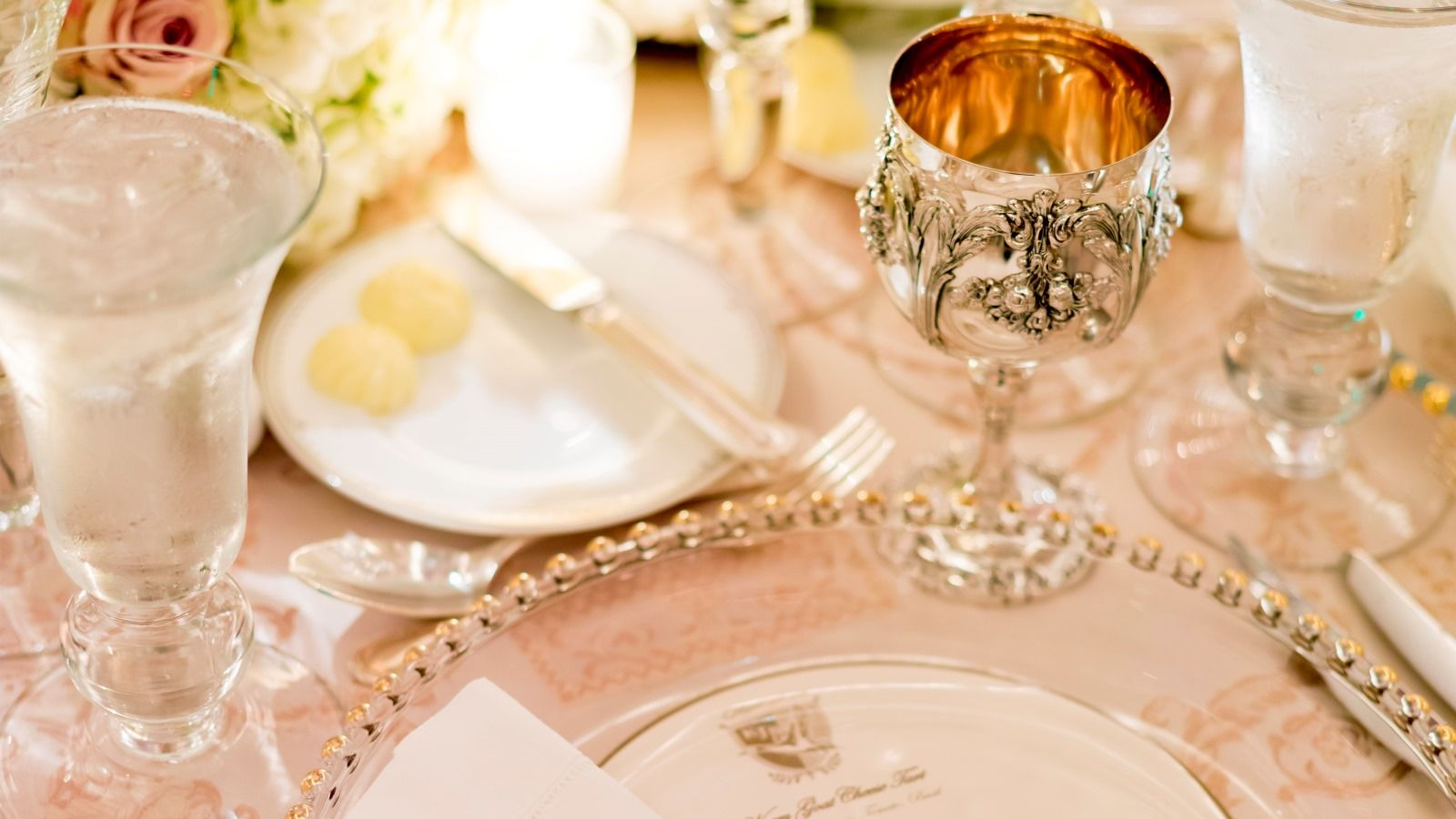 Wedding receptions Atlanta - The St. Regis Atlanta