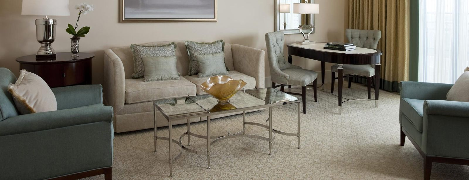 Metropolitan Suite | The St. Regis Atlanta