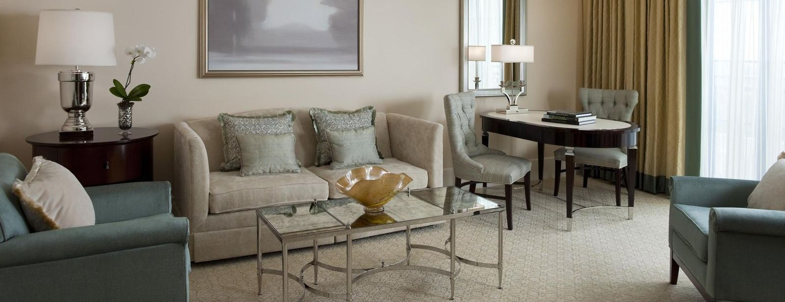 Caroline Astor Suite | The St. Regis Atlanta